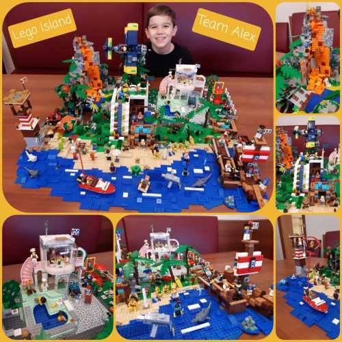 Team Alex: Lego Island